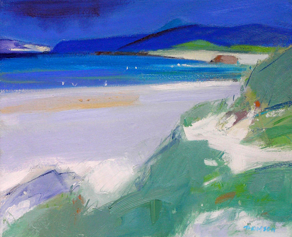 Marion Thomson Blustery Day, Iona