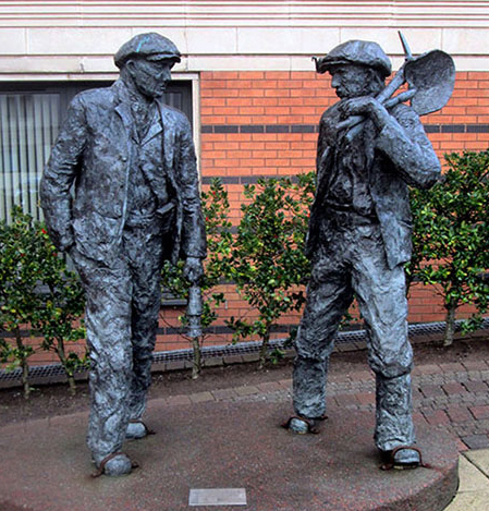Miners by Mo Farquharson