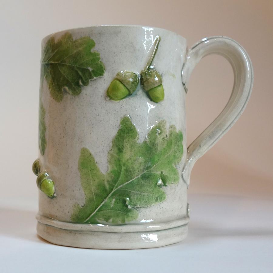 Sue Dunne Acorn Mug