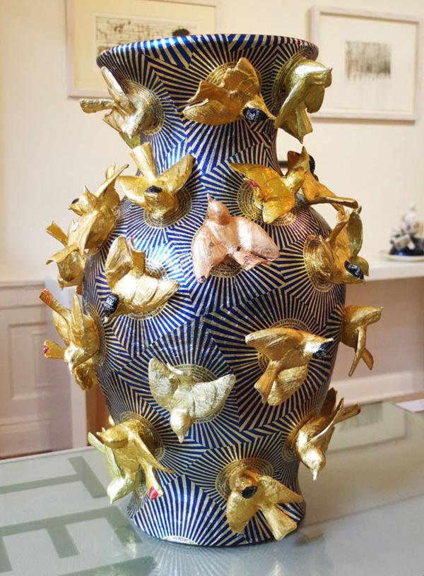 Vase - Simon Ward and Robert Mach