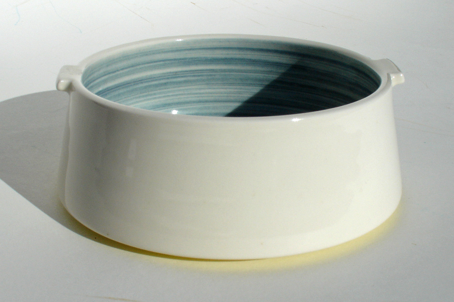Porringer by the Cloud Pottery