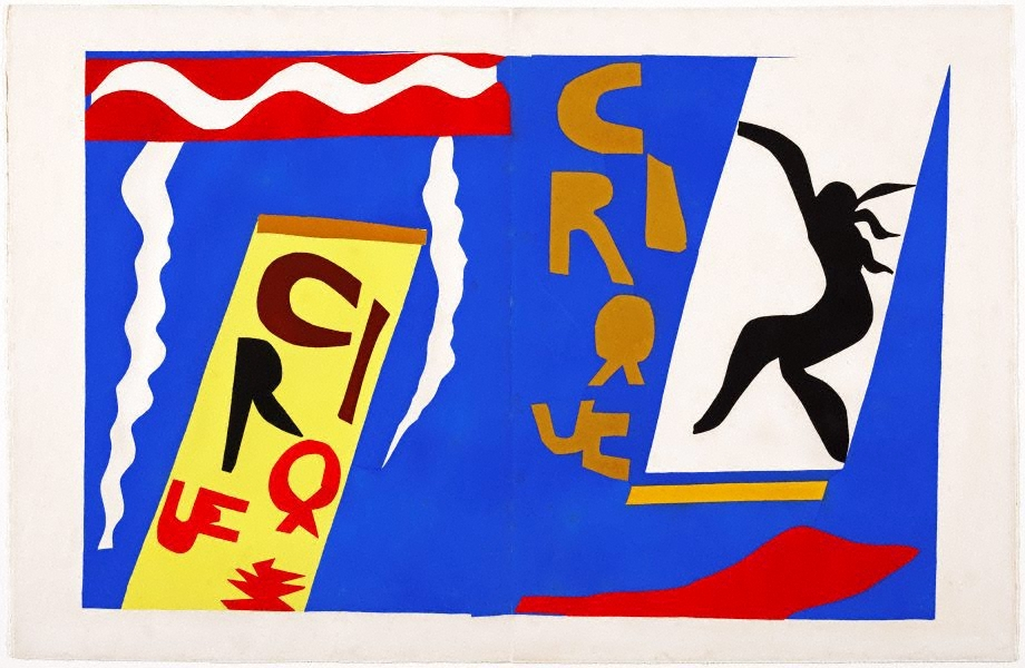 Le Cirque by Matisse