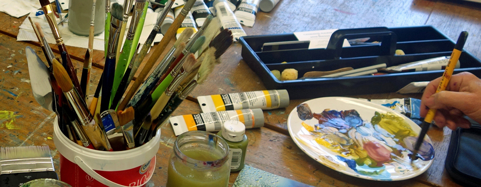 Tolquhon Studio - art classes